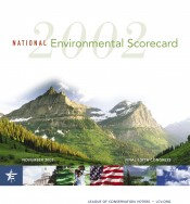 2002 National Environmental Scorecard