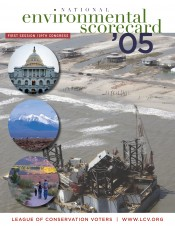 2005 National Environmental Scorecard