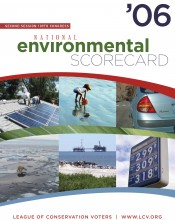 2006 National Environmental Scorecard