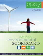 2007 National Environmental Scorecard