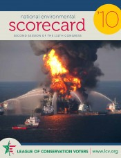 2010 National Environmental Scorecard
