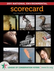 2011 National Environmental Scorecard