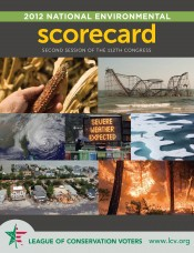 2012 National Environmental Scorecard