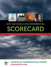 2013 National Environmental Scorecard