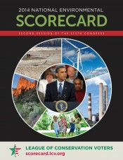 2014 National Environmental Scorecard