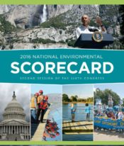 2016 National Environmental Scorecard